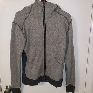 Women's lululemon zip up hoodie size 4